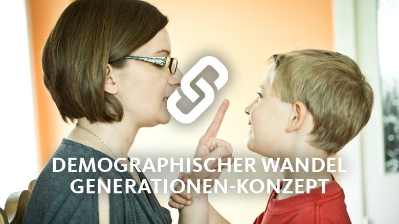 Demographischer Wandel; Generationen-Konzept