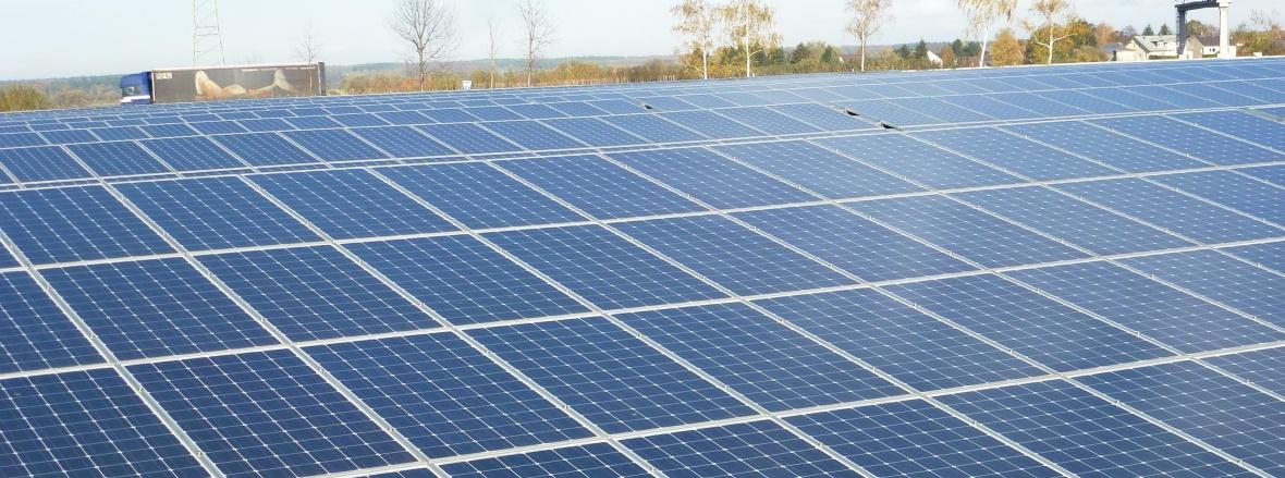 Solarpark Rheinbach